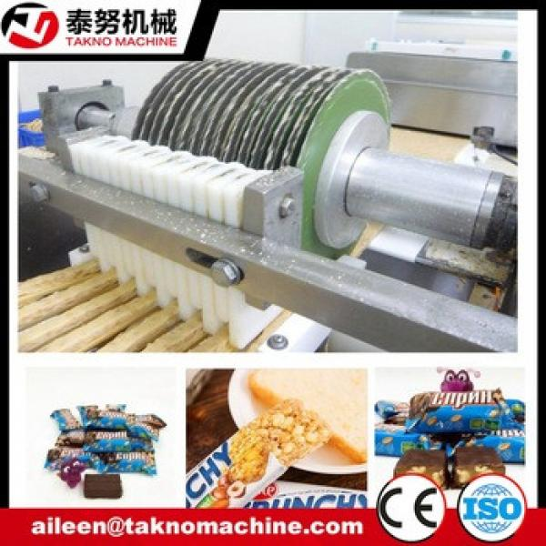 TN Granola bar Making Machine Production Line