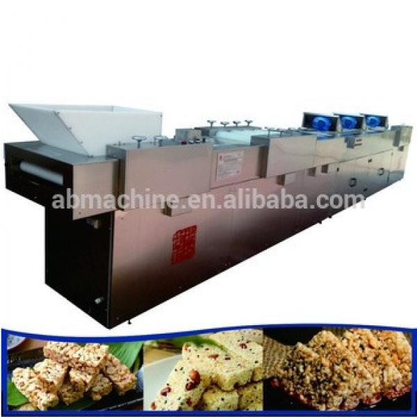 Production Line Protein Cereal Bar Machine granola bar making machine