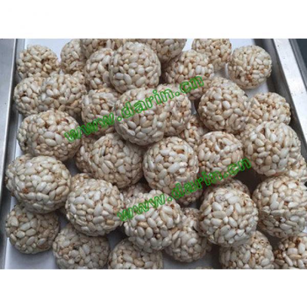 Puffed Cracker Rice/Snow Cake Making Machine