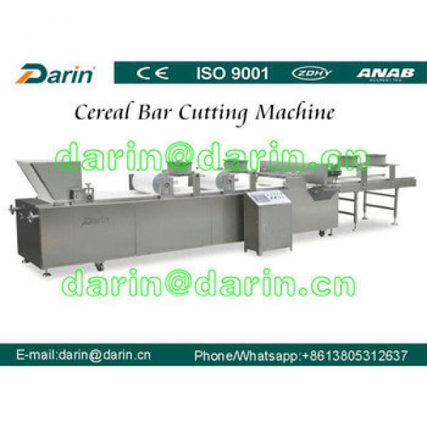 Automatic Hot Selling Siemens PLC Control Cereal Bar / Peanut Bar / Sesame Bar Cutting Machine