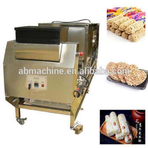 Factory Energy bar making machine granola cereal bar making line