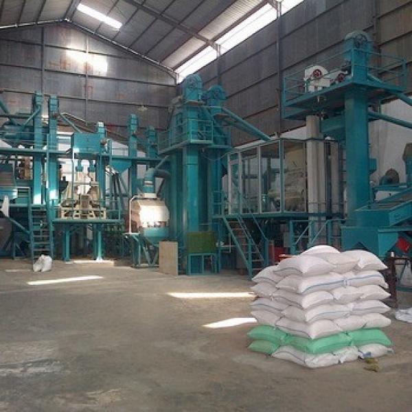 50t Zambia Nshima breakfast meal maize mill
