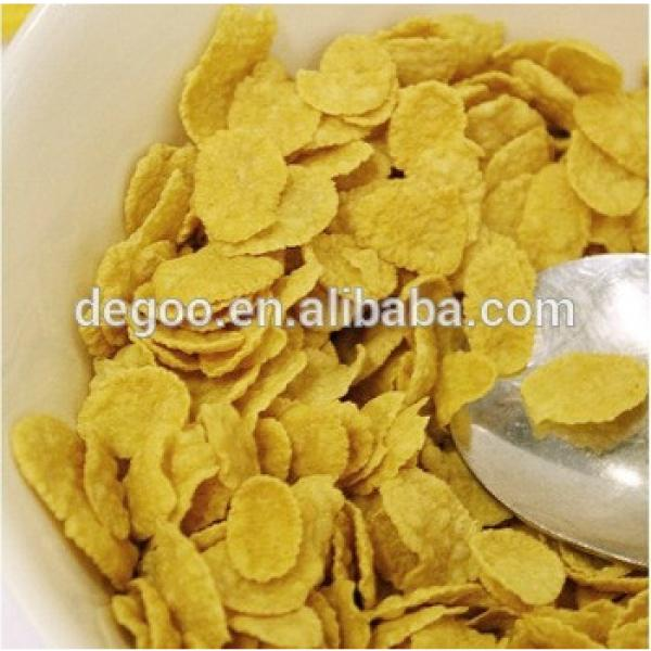 Fully automatic baby cereal infante cereal machine breakfast cereal corn flakes machine Nestle cerealac making machine