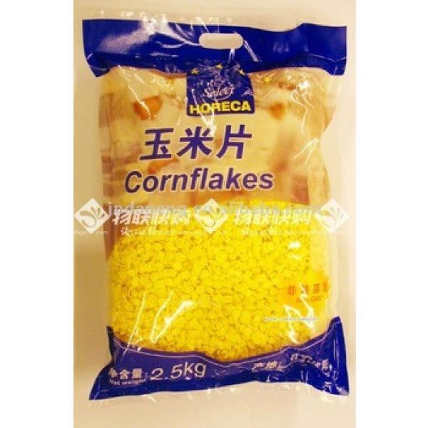 Corn pops breakfast cereals making machine
