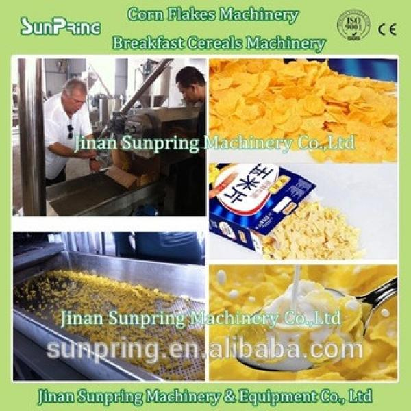 Best Price Corn Flakes Breakfast Cereals Machine/Cornflakes production line
