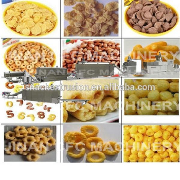 breakfast cereal corn froot loops machine