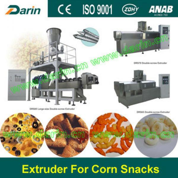 After-sales Service Provided Corn Snacks Food Machine
