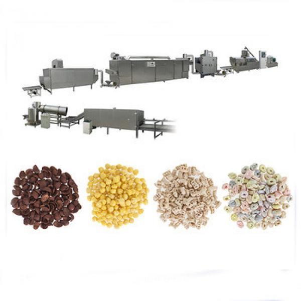 corn flakes making machine India price