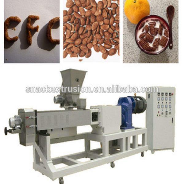 chocos making machine