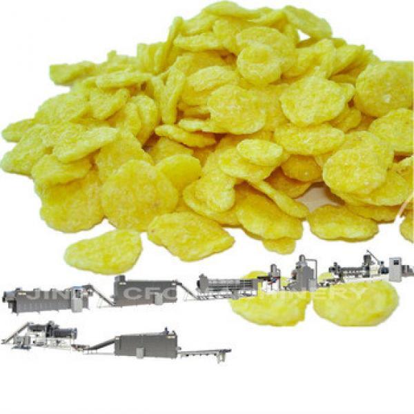 250~300kg/h bulk corn flakes making machines