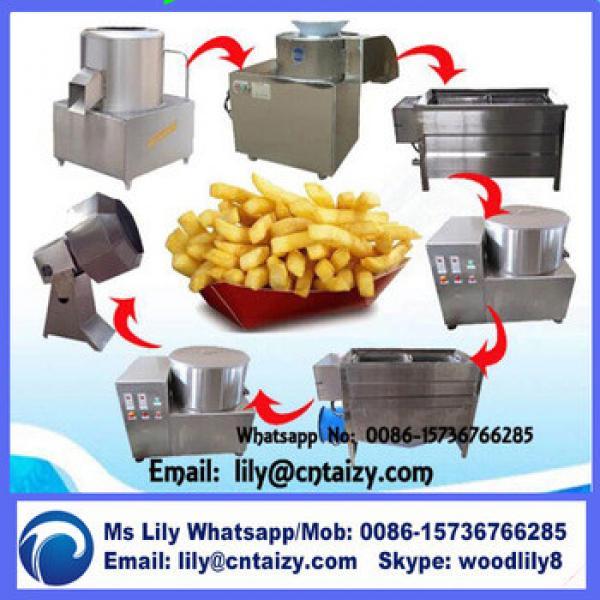 potato chips making machine price french fries machine frozen french fries machinery