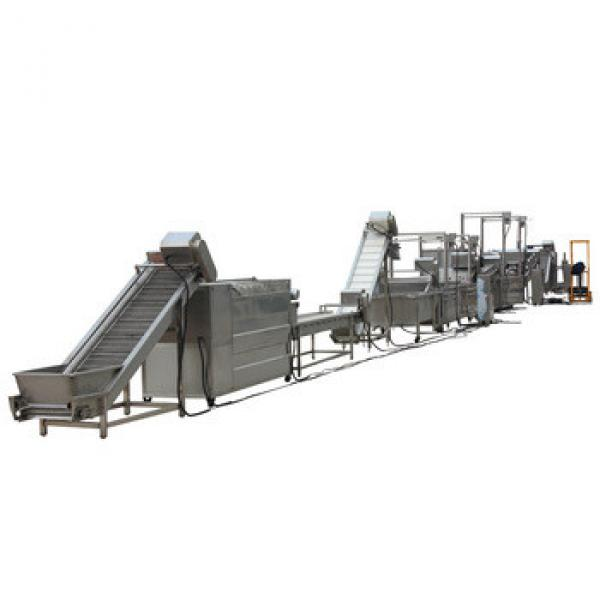 Manufacturing Fully Automatic Sweet Fresh French Fries Frying Making Production Line Fried Potato Chips Stick Machine Price