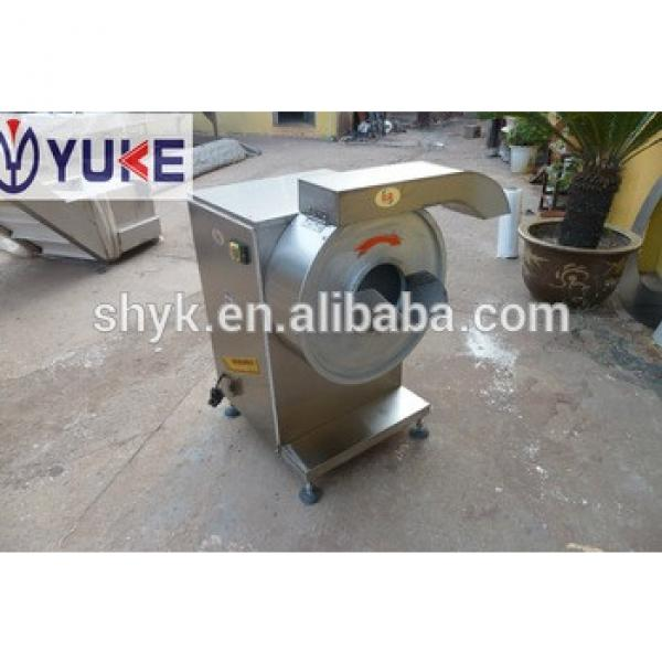 600Kg/h semi-automatic assemly line pringle potato chip making machine