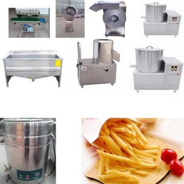 electric fried potato chips making machine price