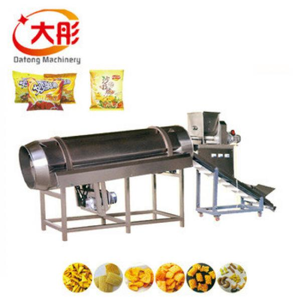Extruded 3D Flour Bugles Chips Making Machine