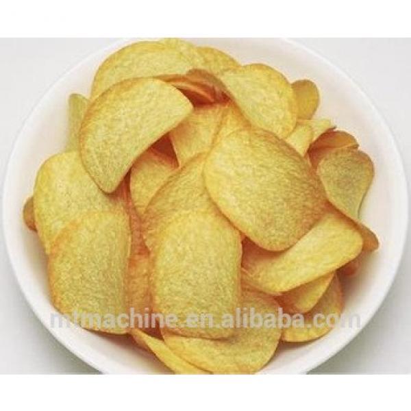 fried potato chips making machine