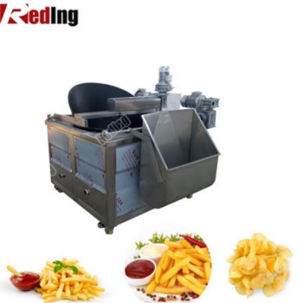 Frying Machine / Fried Potato Chips Making Machine
