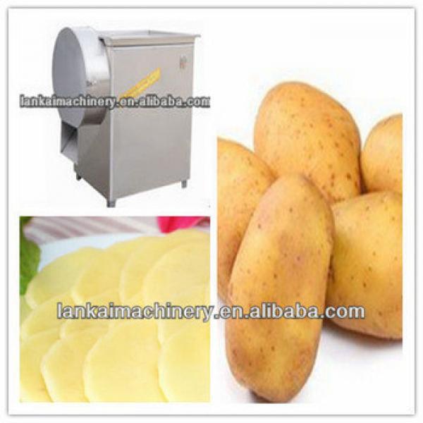 Good quality ! Potato chip cutting equipment Potato slicer Potato cutter Potato processing machine Potato chips making machine