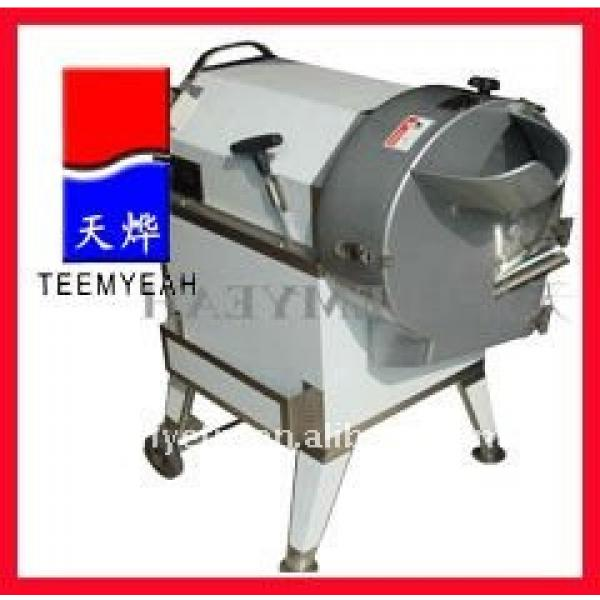 tw-812 potato chips cutting machine (Video)