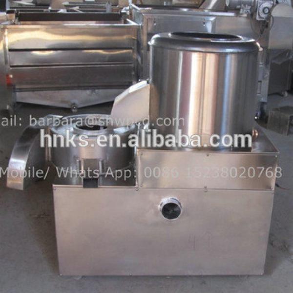 Sell automatic potato chips slicing machine / potato chips making machine price