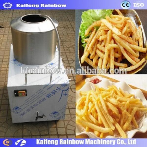 Automatic Potato Chips Making Machine/French Fries Stainless Steel Potato Stick Cutting