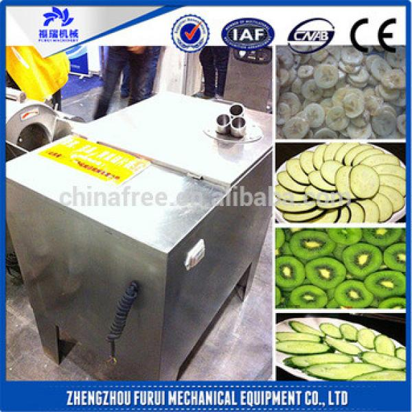 2017 New Product banana chips making machines/electric fruit slicing machine