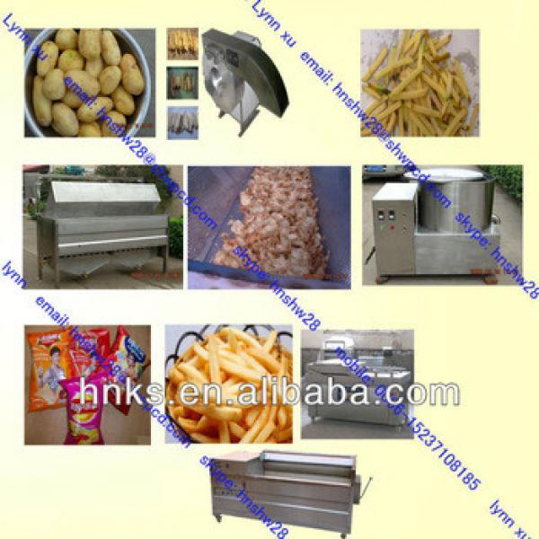 Automatic Pringles Potato Chips Making Machine