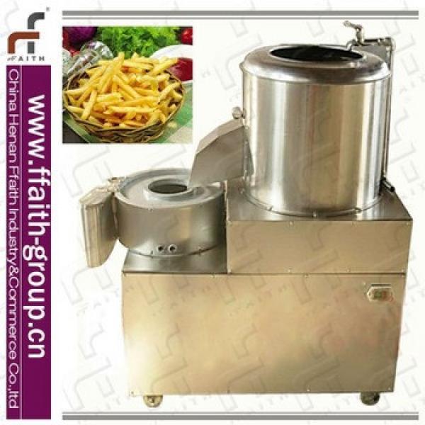 most efficient potato chips cut machine