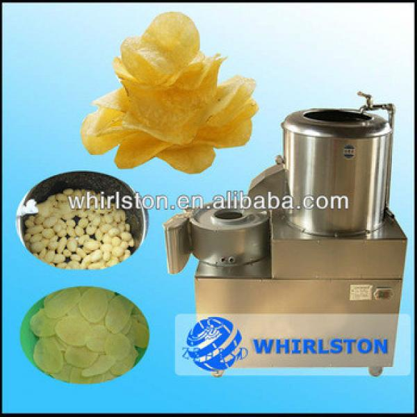 potato crisp making machine