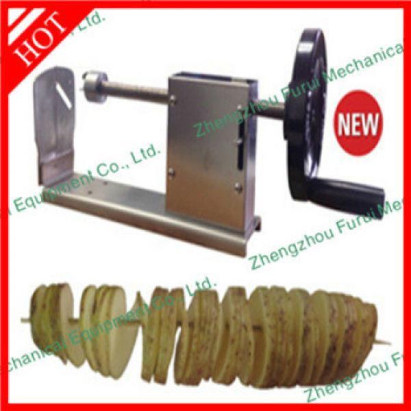 Manual Potato Cutter For Making Spiral Potato Chips
