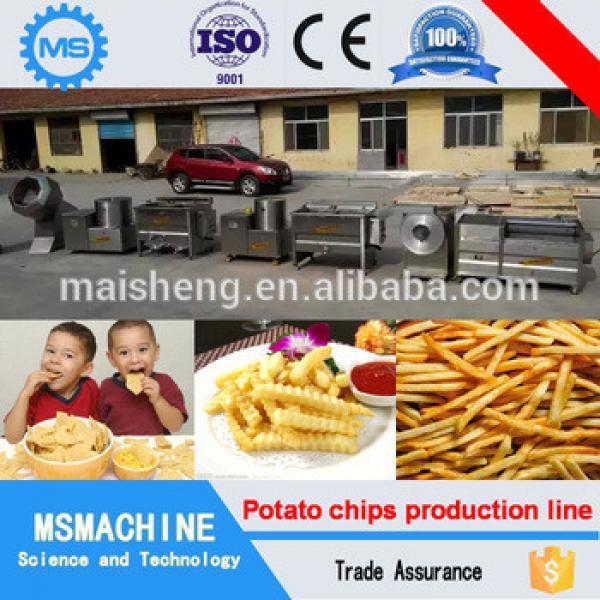 Hot sale Potato chips making machine Potato chip machine Potato machine