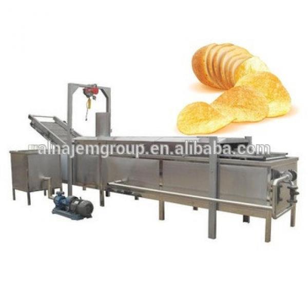 High performance Chinese Manufacturer potato french fries machine