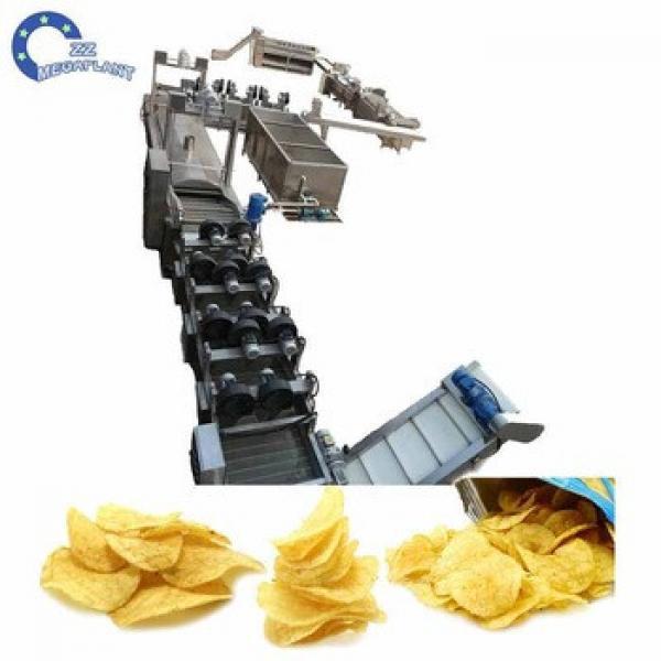 Wholesales Automatic Fresh Potato Chips Making Machines Big Production Line