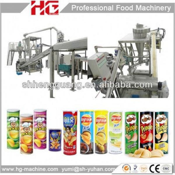 HG full automatic potato chips making machine price