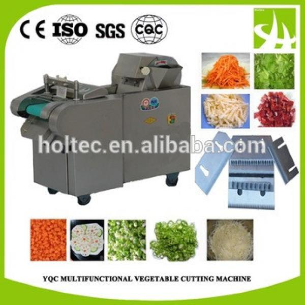 YQC commercial potato/banana chips making machine