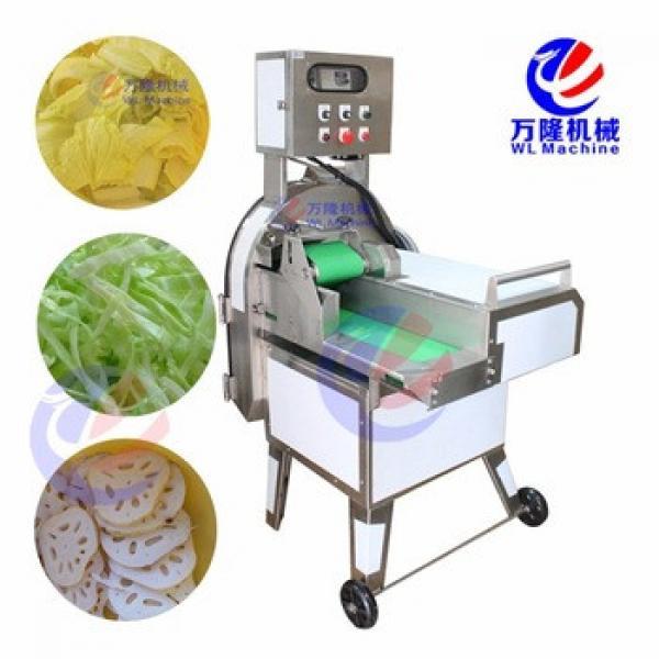 Papaya slicer machine electric vegetable cutter machine potato chips making machine