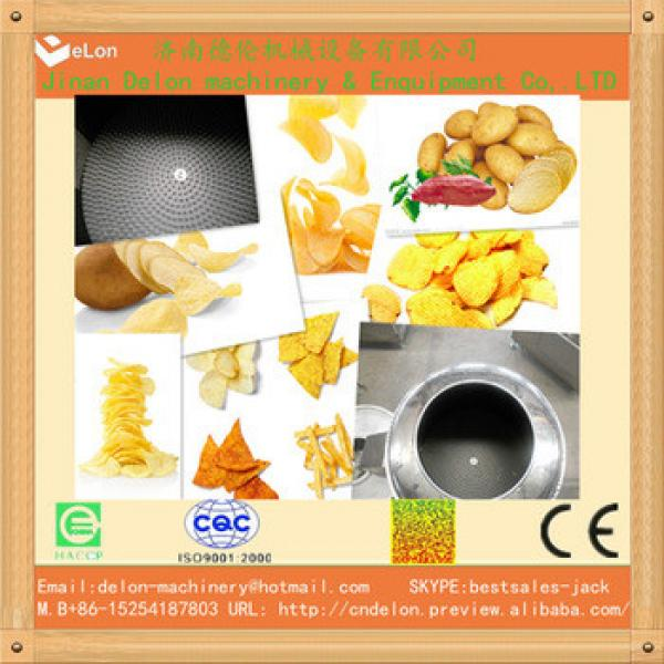 Potato Crisp making machine factory price