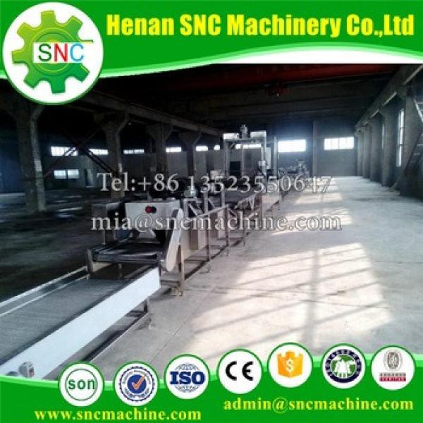 SNC Hot price small potato chips making machine