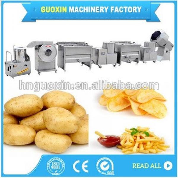 Fully Automatic Potato Chips Making Machine