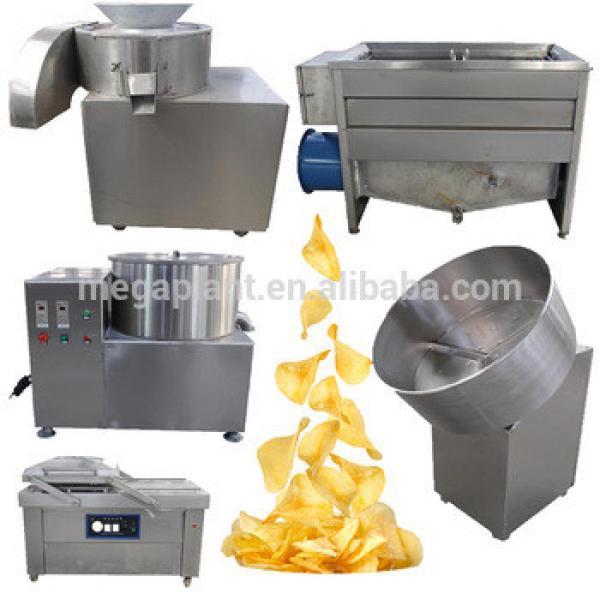 Multifunctional Potato Chips Production Line/sweet Potato Chips Machine/potato Chips Making Machine