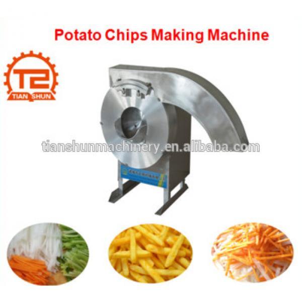 Electric Cutting Machine And Potato Chips Making Machine Manufacture