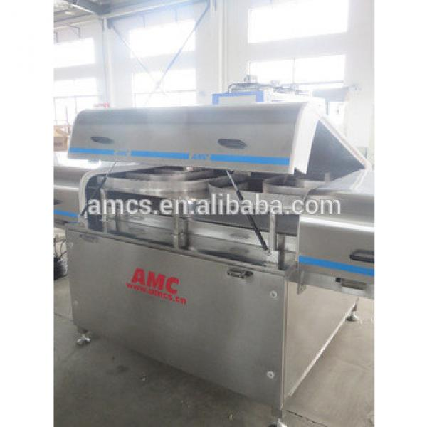 high quality stainless steel potato chips making machine cooling tunnel