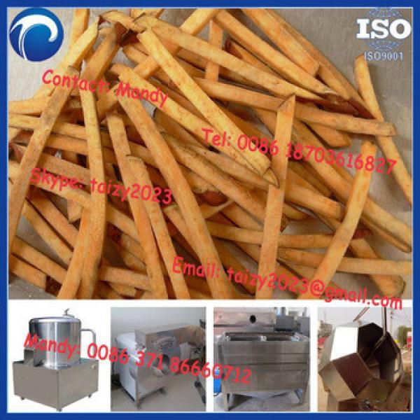20~30kg/h small potato chips making machine,automatic small scale potato chip making machine