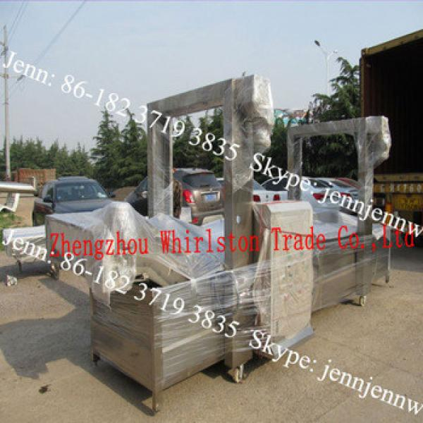 full automatic potato chips making machines/french fries packing machine for sale
