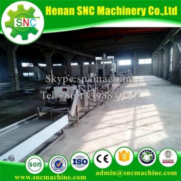 SNC Potato chips production line Most Popular potato chips making machine