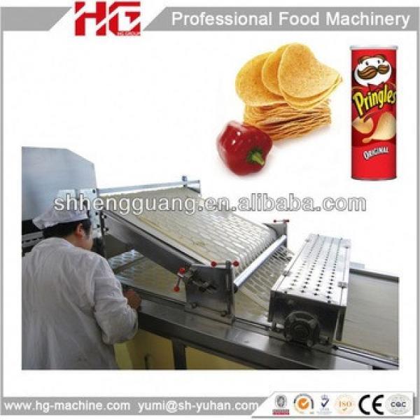pringles potato crisp making machines from china