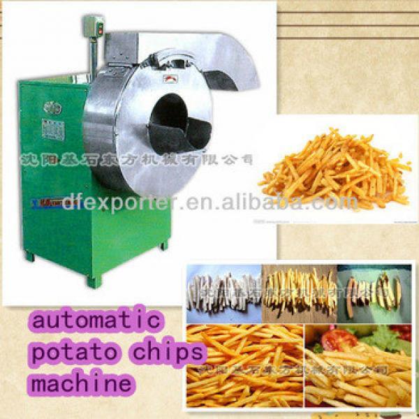competitive price potato chips making machine