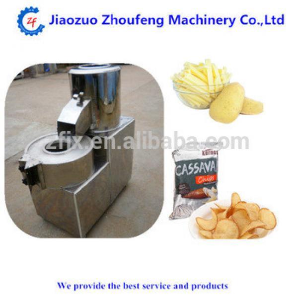 Sweet potatoes chips slice cutting making machine price