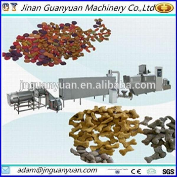 Best sale Chewing pet food production line/pet food machine