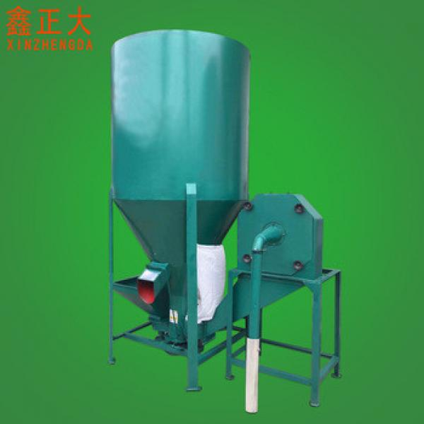 Animal feed machine poultry feed processing units
